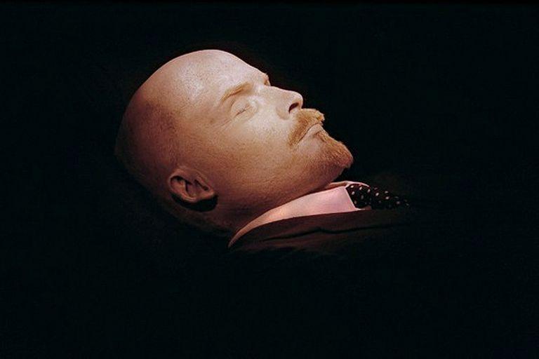 Grandes figuras que fueron embalsamadas