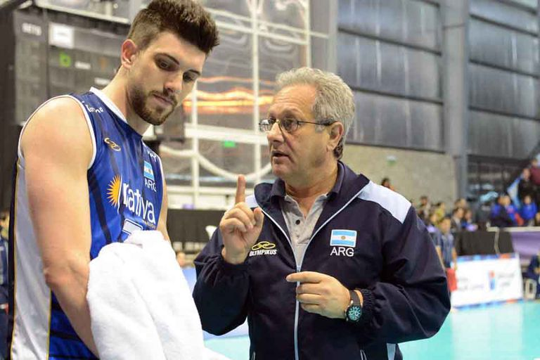 Facundo Conte volverá a ser una de las figuras del equipo de Velasco