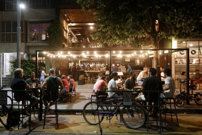 Recorrida por bares de Buenos Aires de los barrios de Nuñez y Recoleta