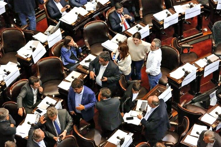 El debate por el presupuesto en la Cámara de Diputados