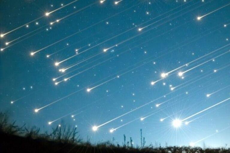 Las lluvias de meteoritos se podrán ver el 12 y 13 de agosto, y el 8 de octubre