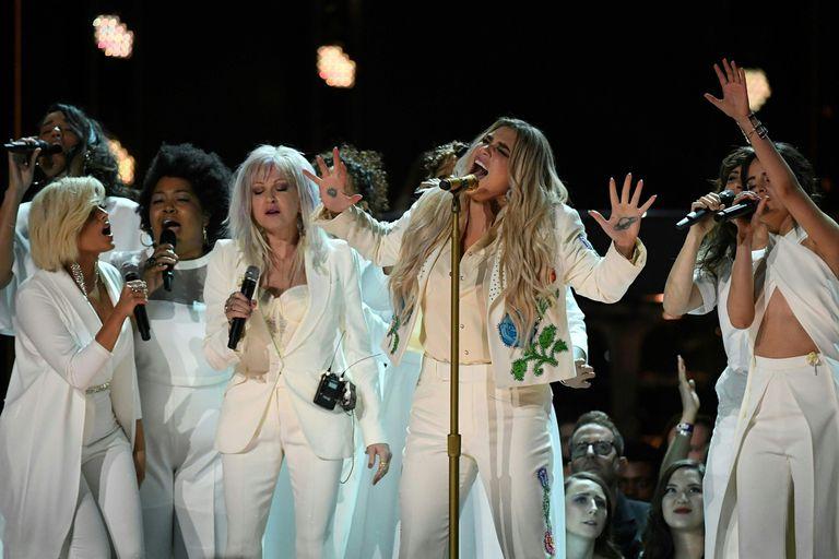 Premios Grammy 2018: la historia detrás de la canción que hizo llorar a Kesha