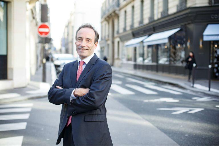 Bernard Tabary, director ejecutivo internacional de Keolis