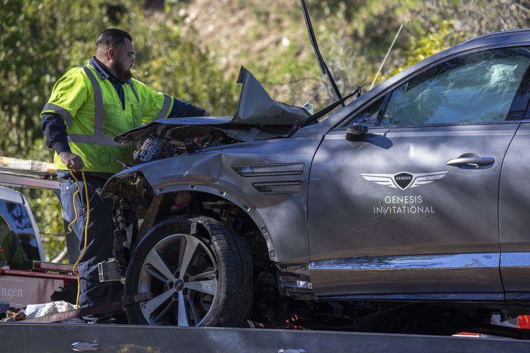 Actualmente, los videos disponibles del accidente de Woods están siendo analizados minuciosamente por la policía