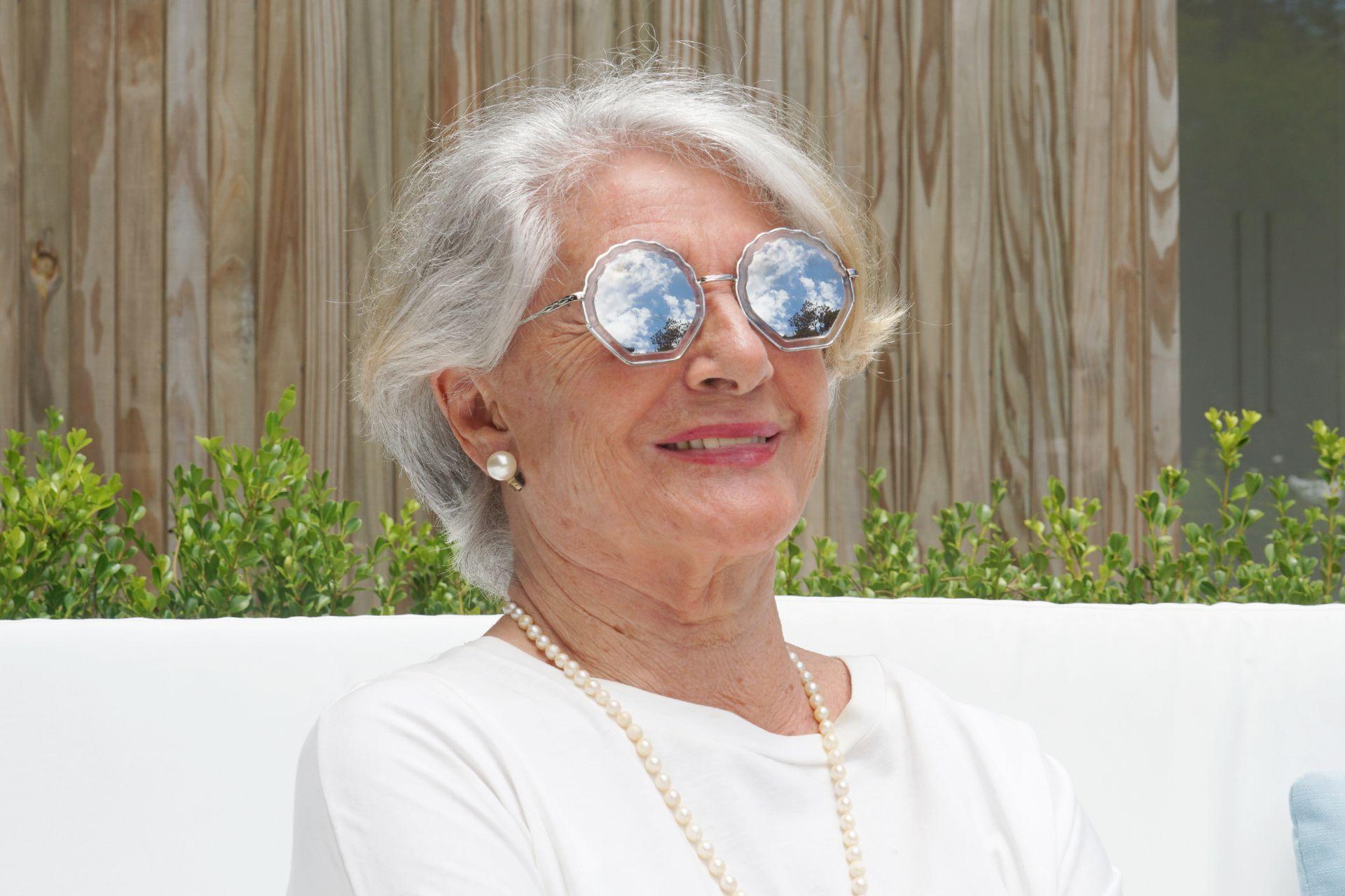 Mecha Gattás se mudó a Punta del Este a los siete años