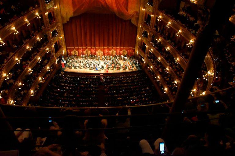 El evento Celebremos la Educación se llevó a cabo en el Teatro Colón