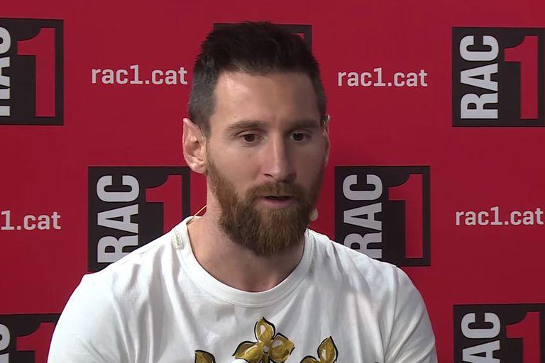 """Lionel Messi. El deseo de irse de Barcelona, los videojuegos y """"El Marginal"""""""