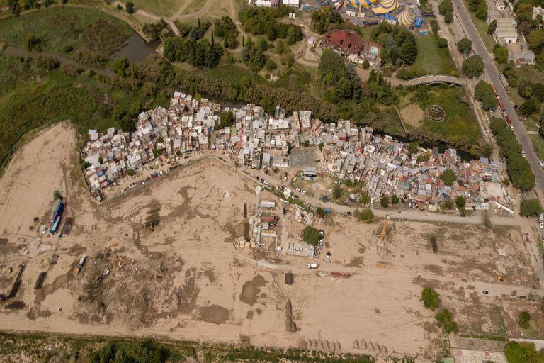 En Barrio Fraga, la Ciudad sumará 30 edificios y plazas públicas para 2700 vecinos