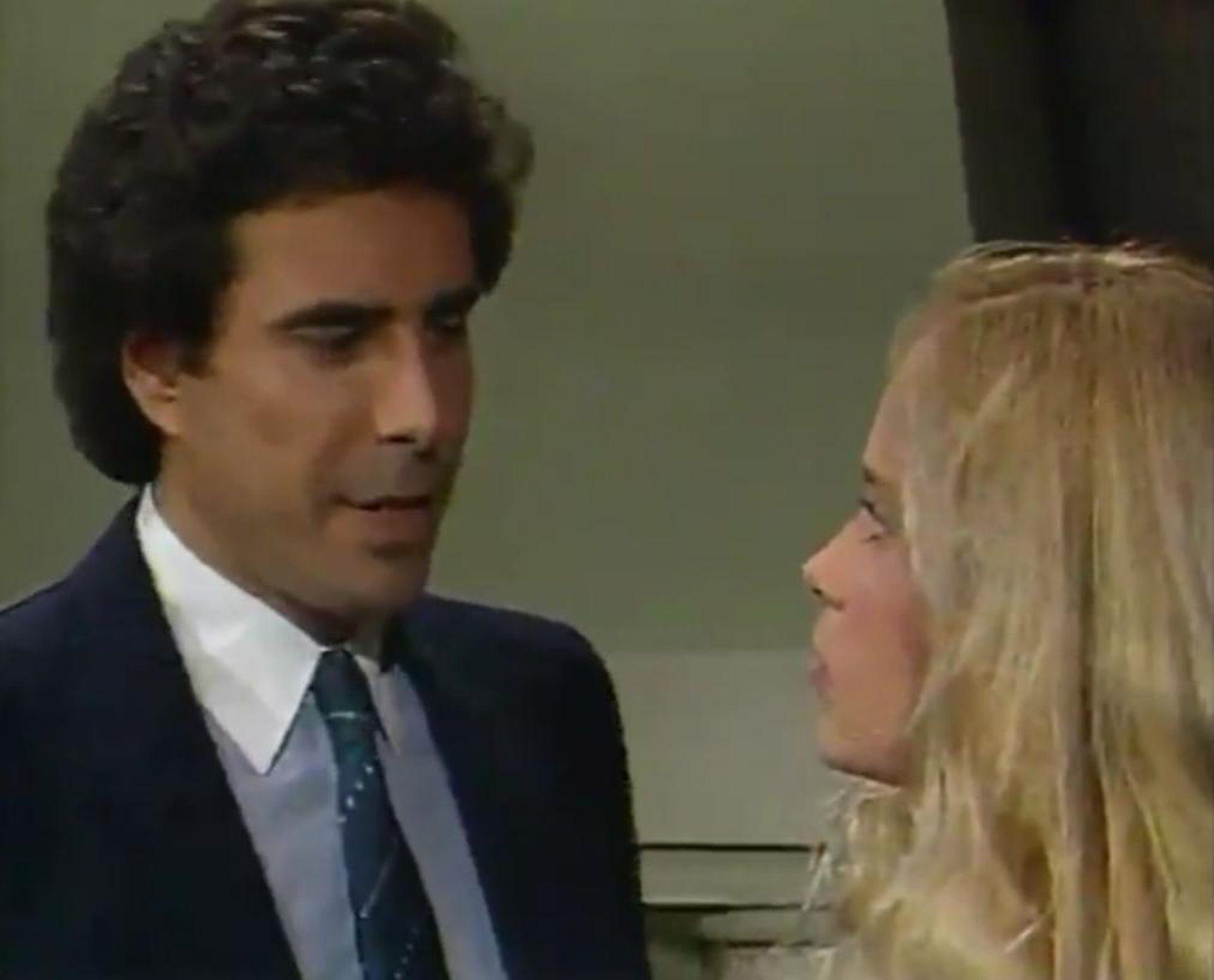 Jorge Martínez con Grecia Colmenares en Manuela