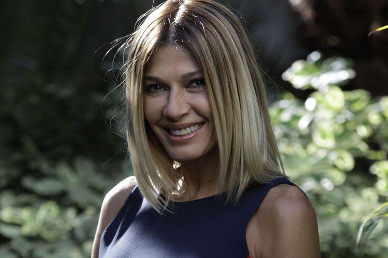 Cathy Fulop es una de las protagonistas de Taxxi, la nueva telenovela de Telefe