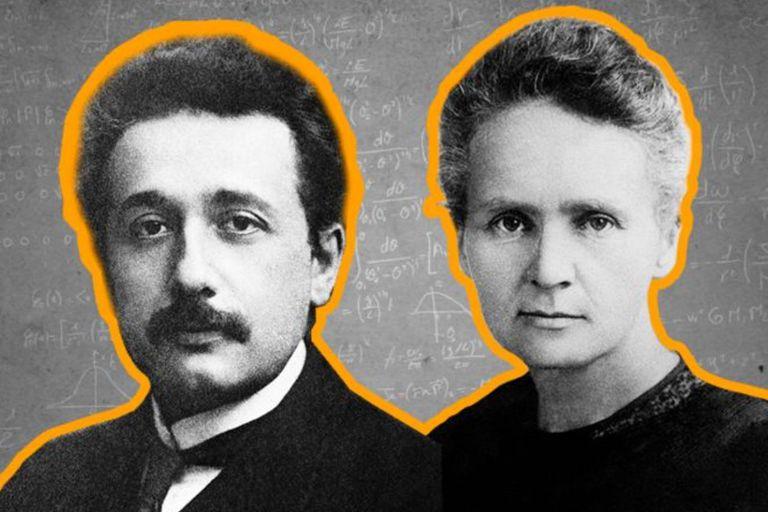 Albert Einstein y Marie Curie fueron amigos por años