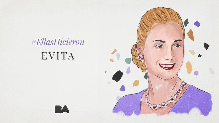El mensaje de Rodríguez Larreta para recordar a Eva Perón