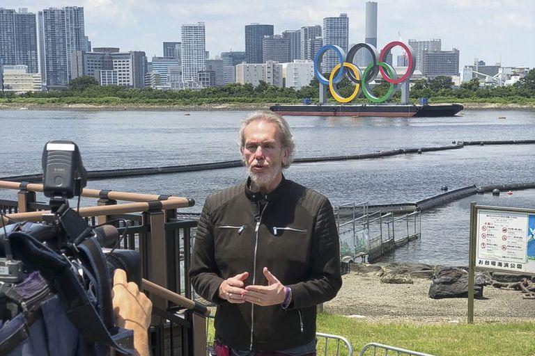 Gonzalo Bonadeo se prepara para vivir y transmitir desde Tokio todas las instancias de los Juegos Olímpicos.