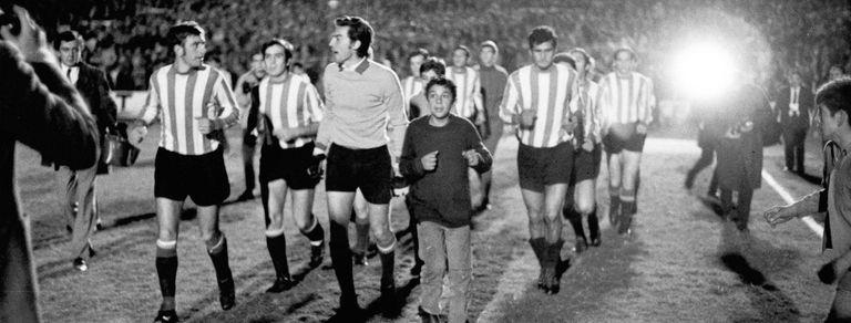 Gloria Pincha: 50 imágenes recuperadas de la época de oro de Estudiantes