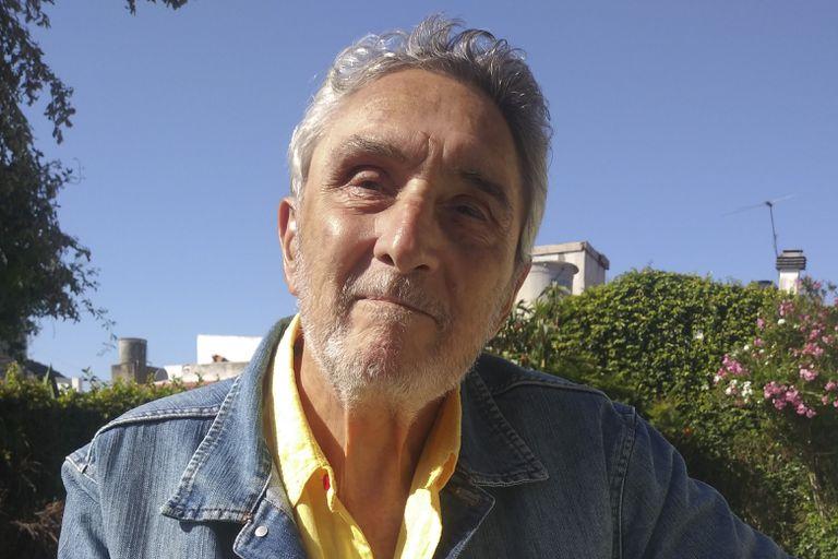 El platense Luis Pazos es uno de los ganadores del premio que reconoce la trayectoria artística