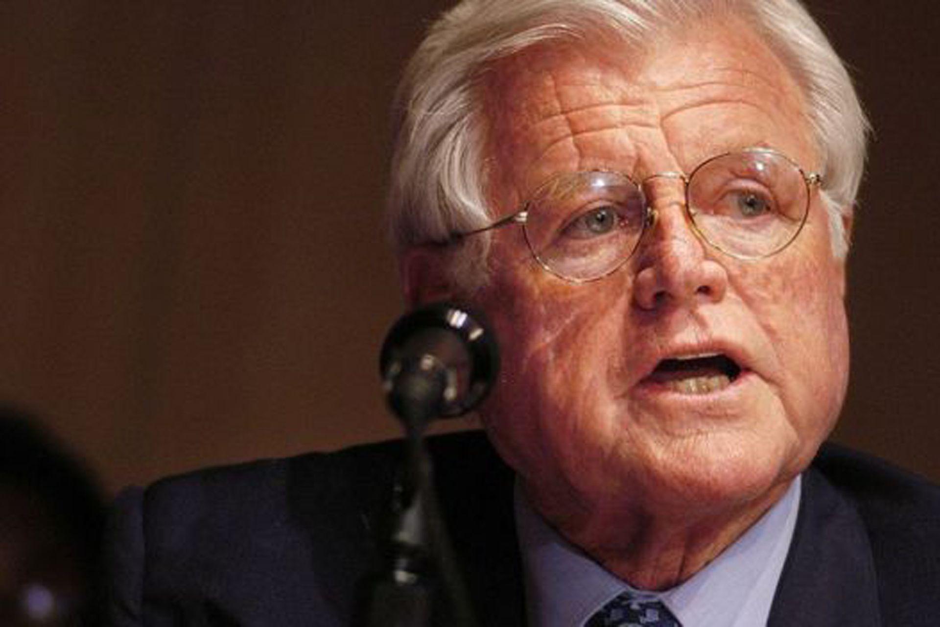 De los hermanos Kennedy Fitzgerald, Ted fue el único no murió en un suceso trágico