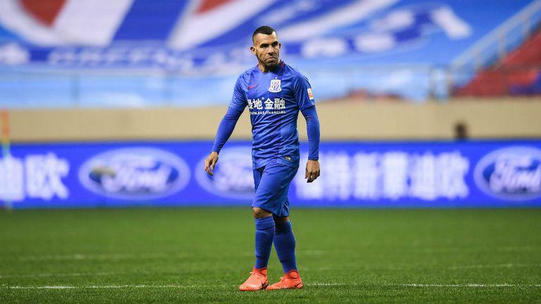 En China piensan que Tevez está cerca de dejar el fútbol chino en diciembre