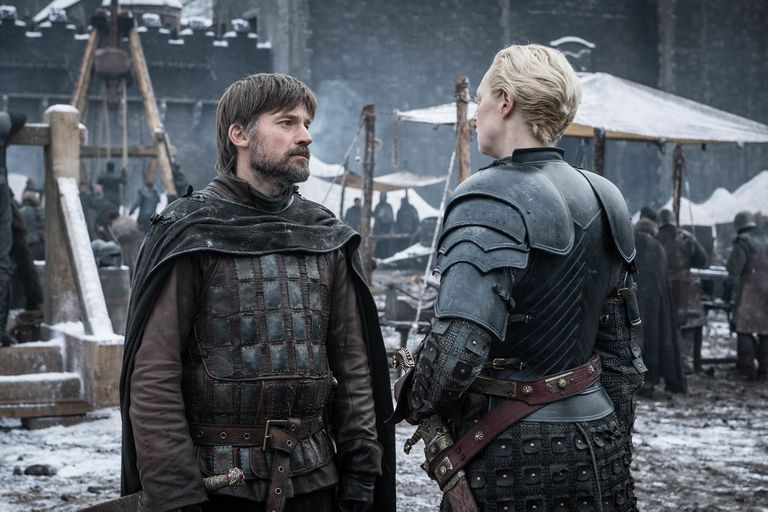 Jaime se despide de Brienne, la mujer que fue clave en su evolución a lo largo de la historia