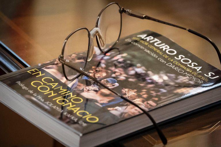 """El libro de Arturo Sosa, """"El Camino con Ignacio"""""""