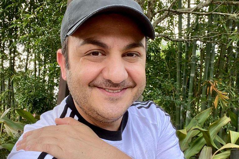 Diego Topa vive un momento especial de la mano de su flamante hija