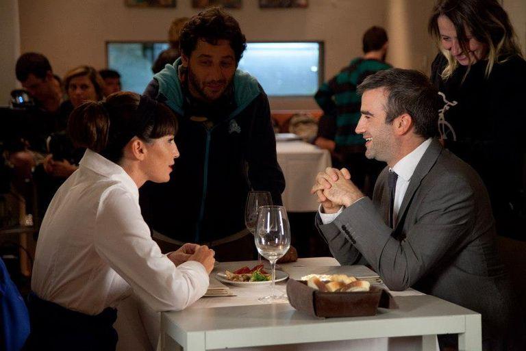 Valeria Bertucelli y Daniel Hendler, en Vino para robar