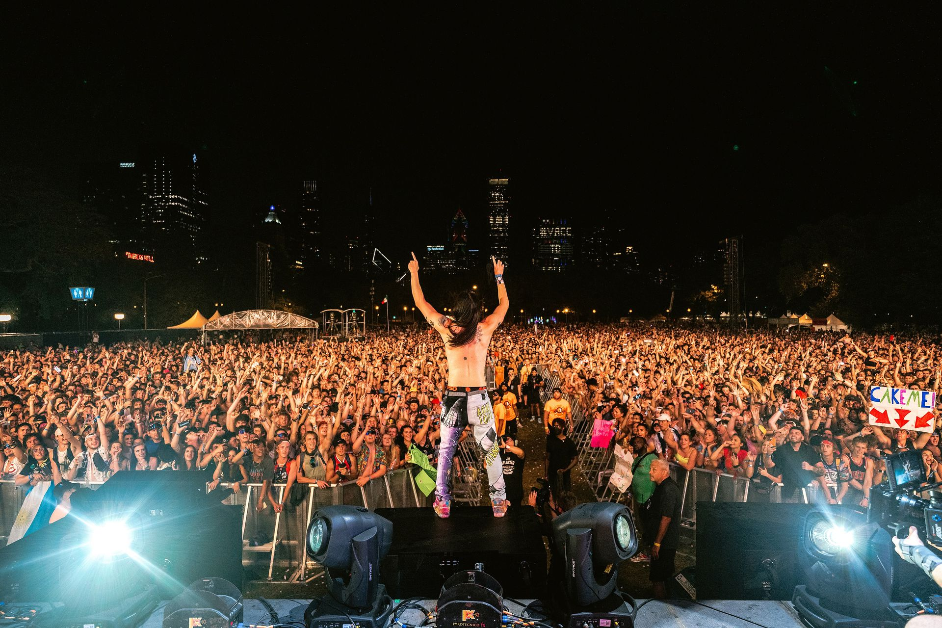 Steve Aoki, Lollapalooza 2021