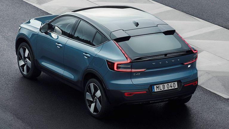 Volvo anunció que todos sus autos serán eléctricos en 2030