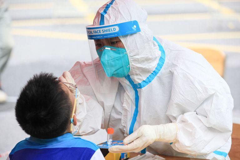 Registraron los primeros dos contagios en Pekín en casi seis meses