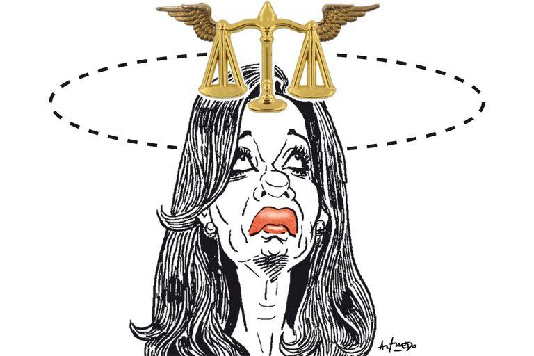 Cristina Kirchner pone toda la carne en el asador contra la Justicia