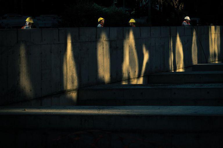Descanso, fotografía de Mariana Nedelcu ganadora de la 20 edición del concurso Gente de mi Ciudad