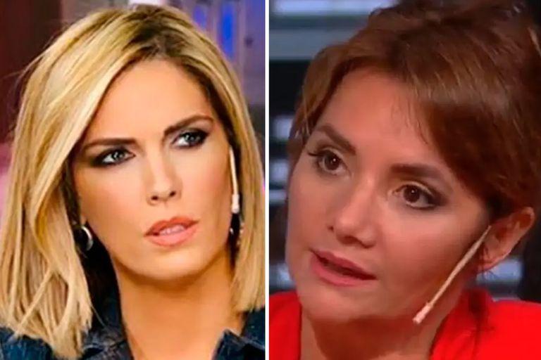 La periodista habló sobre Viviana Canosa y su cruce con el presidente Alberto Fernández