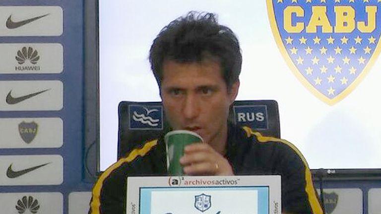 Guillermo, en conferencia de prensa