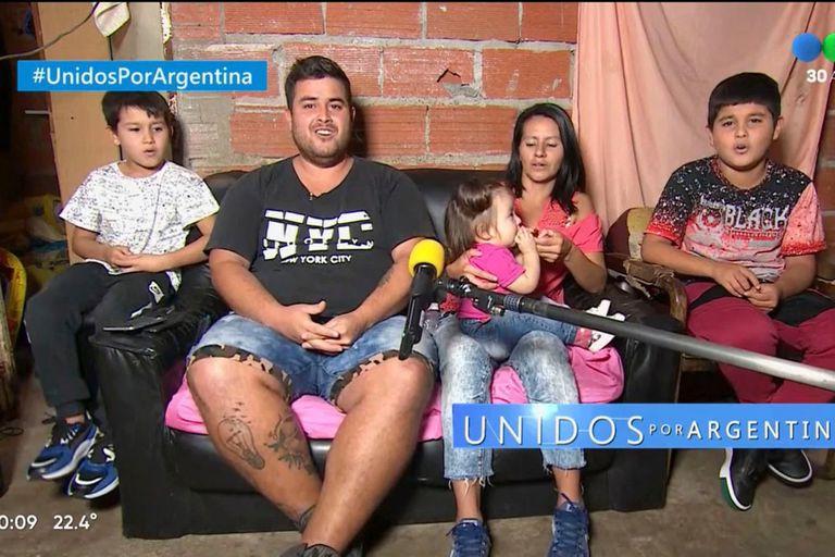 La Familia Rodríguez compuso una canción que rápidamente se viralizó en las redes sociales