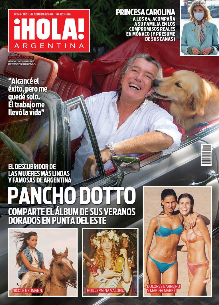 La tapa de esta semana de revista ¡Hola! Argentina