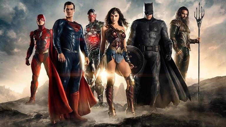 Una versión ampliada de cuatro horas de Liga de la Justicia estará disponible desde este jueves para alquiler en DirecTV