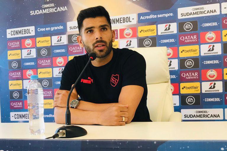"""Independiente: entre la """"vergüenza"""" de Romero y los insultos en el entrenamiento"""