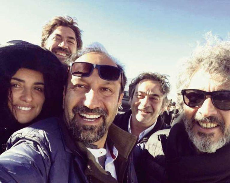 """Asghar Farhadi: """"En Irán sabés que tenés que respetar reglas"""""""