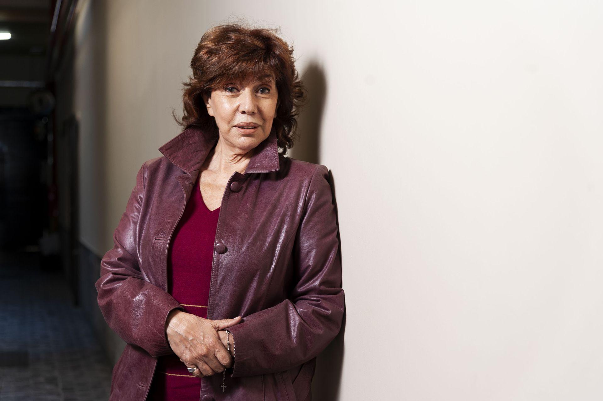 Nora Cárpena, una actriz que transitó siempre el melodrama y la comedia