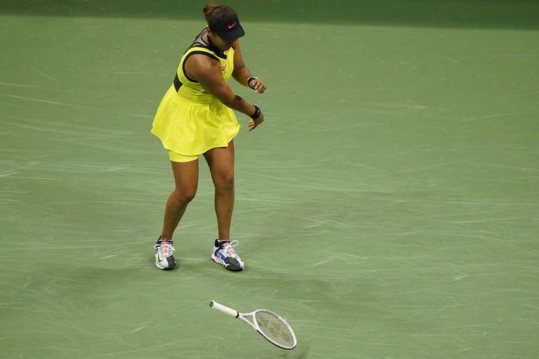 Naomi Osaka: su tajante decisión tras quedar afuera del US Open