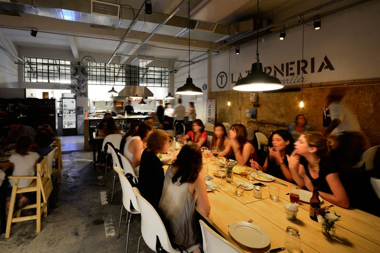 Fábricas recicladas: 4 restaurantes que tenés que conocer