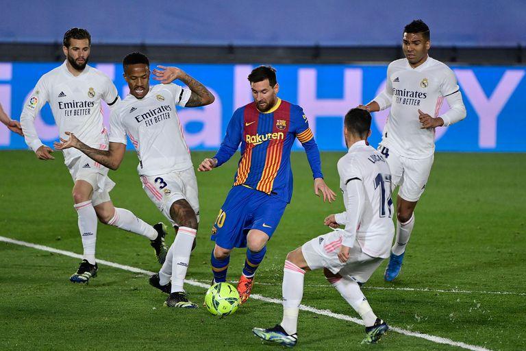 Barcelona-Real Madrid: siete claves del clásico que viene tras la salida del 10