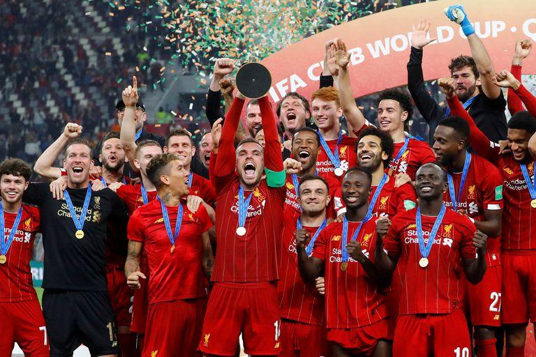 Liverpool, campeón mundial: un golazo de Firmino le dio el título ante Flamengo