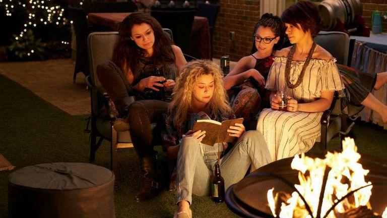 Lo que todos estábamos esperando: la reunión de las hermanas