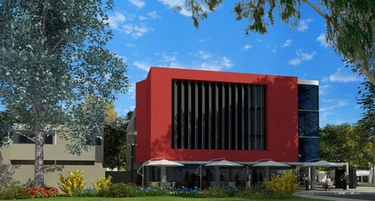 Las oficinas triple A del edificio Platinum ubicado en el barrio Las Rosas de Córdoba