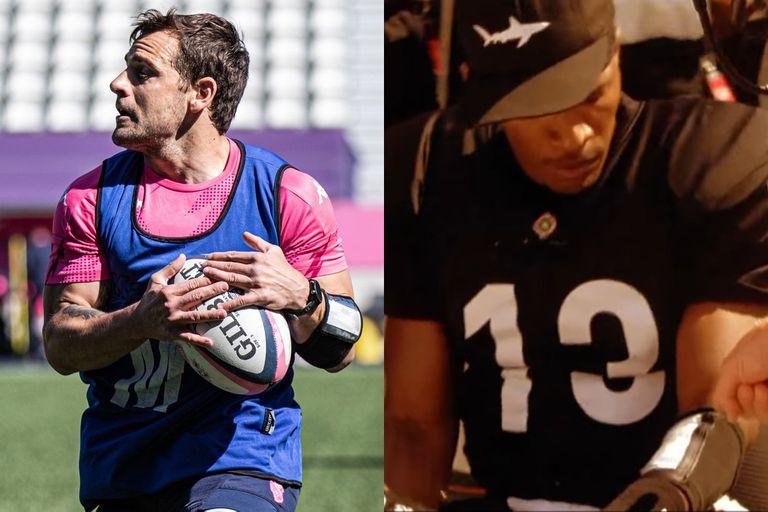 Rugby. Nico Sánchez y el curioso brazalete 'a lo Willie Beamen': para qué sirve