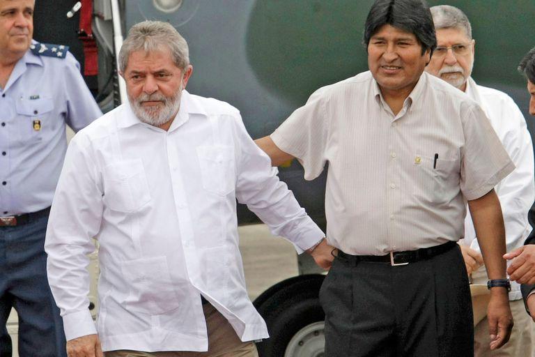 """Lula: """"Mi amigo Evo cometió un error al buscar un cuarto mandato"""""""
