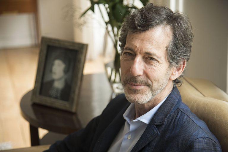 En su primera visita a América del Sur, Ralph Rugoff llegó a Buenos Aires invitado por varias instituciones locales