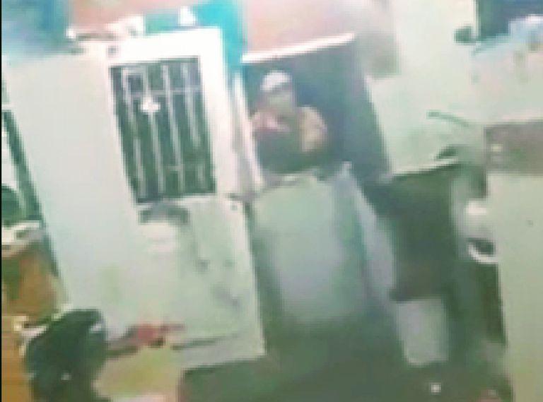 Violó la cuarentena y la perimetral para atacar a su exmujer y terminó preso