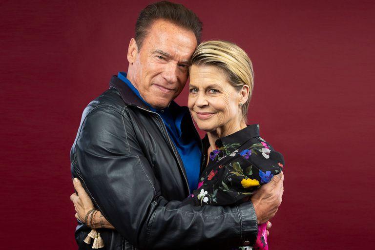 Schwarzenegger regresa de la jubilación a su T-100 en Terminator: destino oculto, que llega este jueves a las salas locales