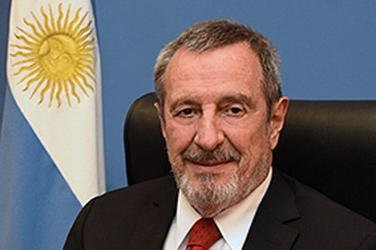 Manuel Limeres, presidente de la Anmat